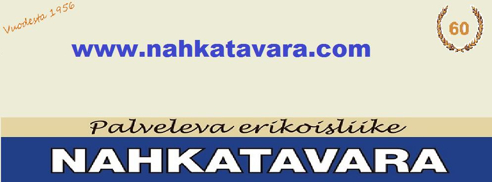 Nahkatavara.com