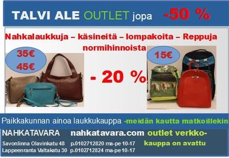Nahkatavara Savonlinna